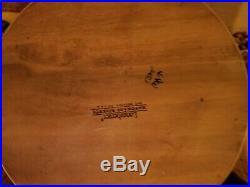 2003 Longaberger Basket Canister (4) Set With Sealed Plastic Inserts withlids