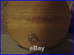 2006 Set of 4 Longaberger Crock/Canister Basket Combo Set