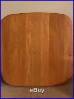 Longaberger 1998 Grandma Bonnie's Two Pie Basket Set 4 signatures