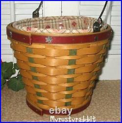 Longaberger 2003 Heritage Days Basket Set Special Event Fall Harvest