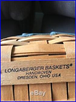 Longaberger Basket Set Lot of 18 with Hostess Appreciation Baskets