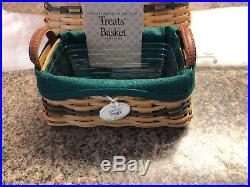 Longaberger Christmas Collection 2002 Traditions & Tree Trimmimg Basket Sets