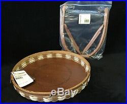Longaberger Collectors Club Family Together Celebrate Basket Set Cupcake Carrier