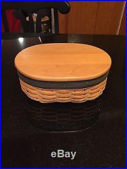 Longaberger Collectors Club Shaker Harmony Basket Set Combo Set Of 5