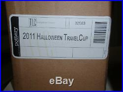 Longaberger HALLOWEEN WICKED WITCH SISTER BASKET SET & HALLOWEEN TRAVEL CUP NEW