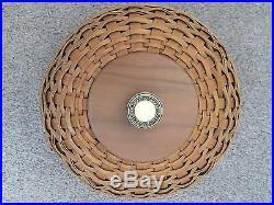 Longaberger NEW in BOX CC Lightship Basket Combo set