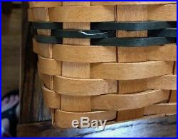 Longaberger Traditions Basket Combos 1995-99, Rare Complete Set of 5