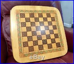 Longerberger 2001 Chess Basket Set